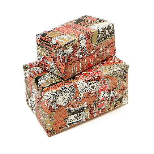 Opulant Tiger Wrapping Paper