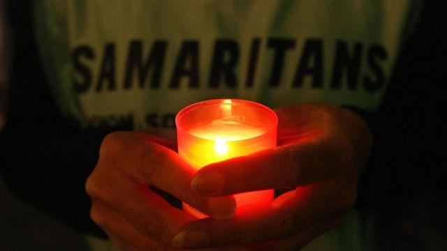 My experience of calling Samaritans
