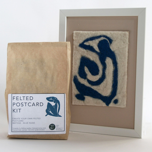 Matisse Needle Felting Kit
