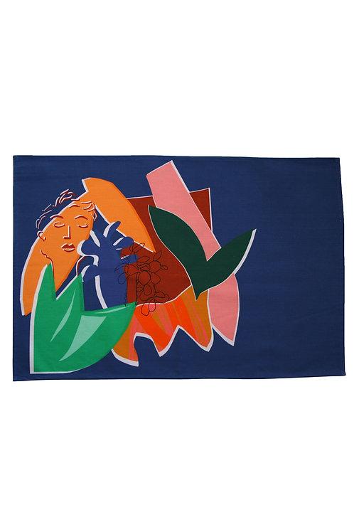 EDEN Collection - Paradise Lost Tea Towel