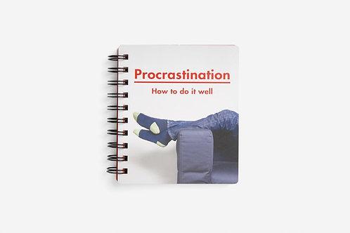 Procrastination - The School of Life Book