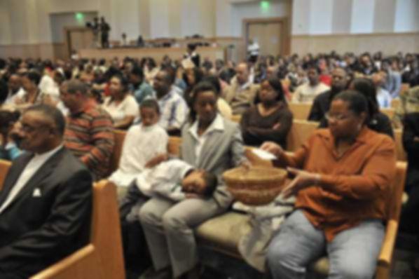 church donations