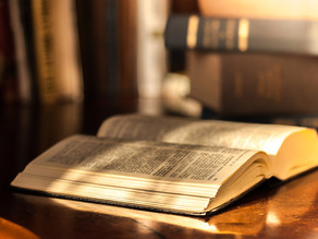 Is The Bible Too Holy For Salvation?