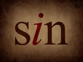 Three Types of Sin