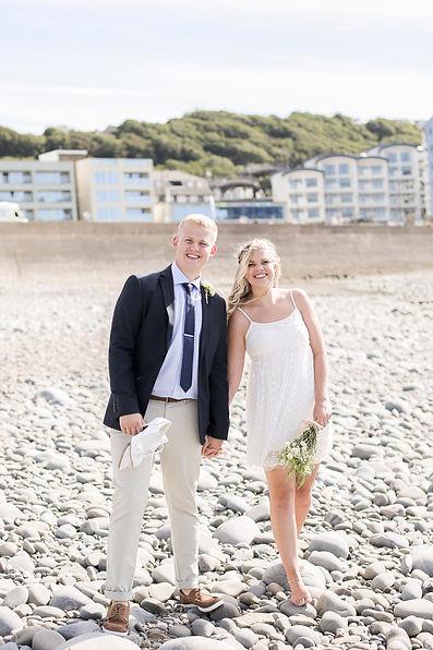 westward ho wedding devon photographer