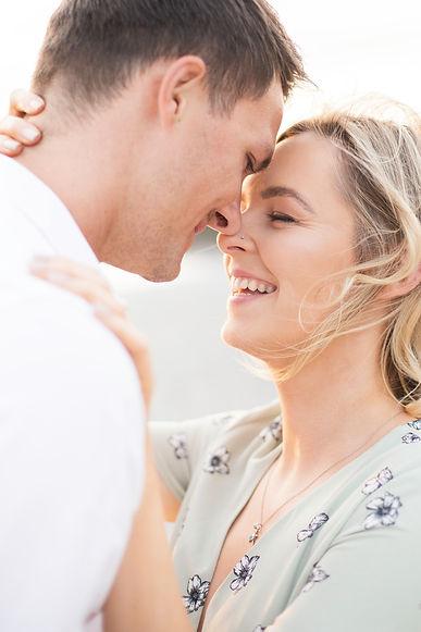 couple love bride photographer wedding north devon england luxury
