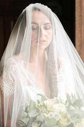 wedding photographer bride tawstock court