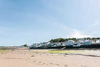 Appledore beach with view towards the Slipway and Appledore cottages