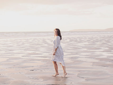 alexandra louise wedding photographer beach north devon westward ho
