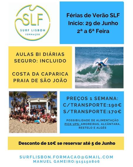 Férias de Verão SLF