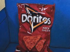 Spicy Nacho Doritos