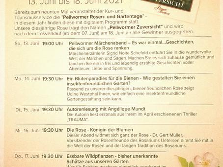 WILDER KNEIPP-GOURMET-TAG & ROSENTAGE AUF PELLWORM