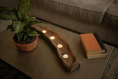Drift wood Tealight Holder