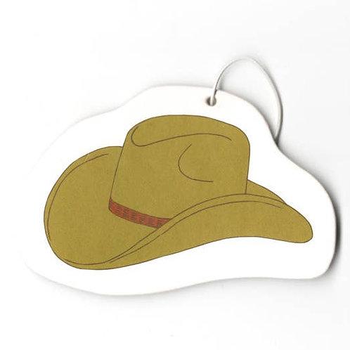 Cowboy Hat Air Freshner