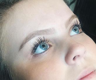 eyebrow waxing service