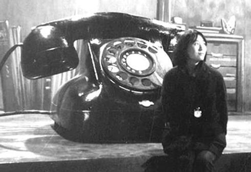 1964年12月『ウルトラQ「18計画」』セットにて