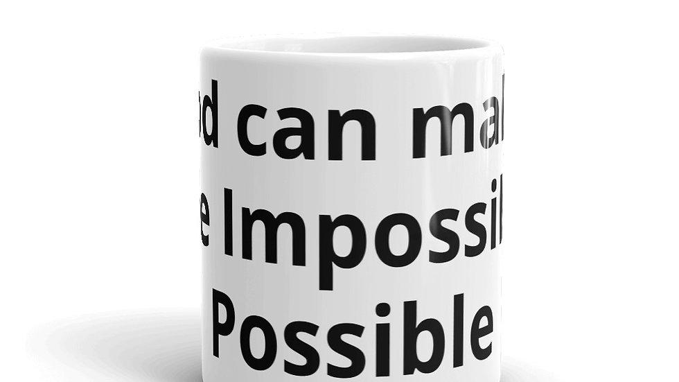 Impossible, Possible Mug