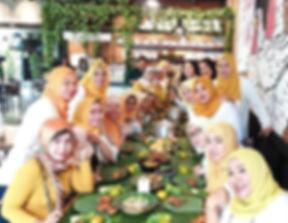 Liwetan Rame_nasi box_nasi box Jakarta t