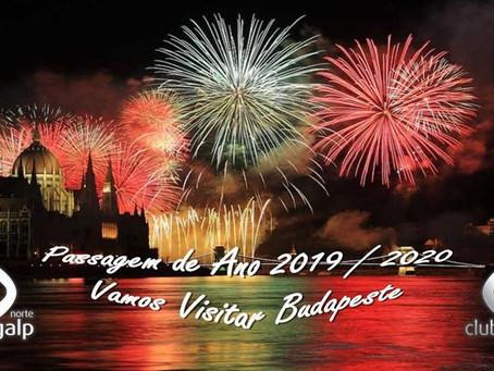 Passagem de Ano em Budapeste