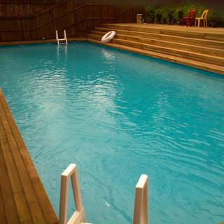 Liner Pool, Inground