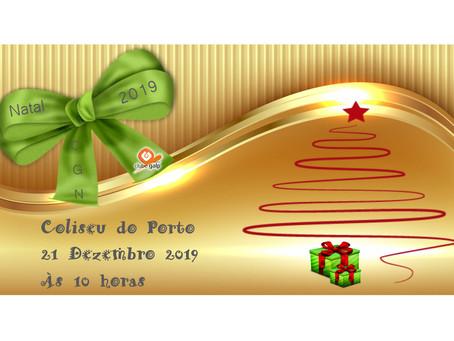 Festa de Natal 2019                                              Levantamento de bilhetes até dia 6
