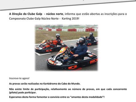 Campeonato de Karting - CGnorte
