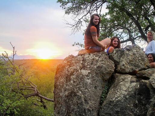Rebeccas äventyr i Siyafunda