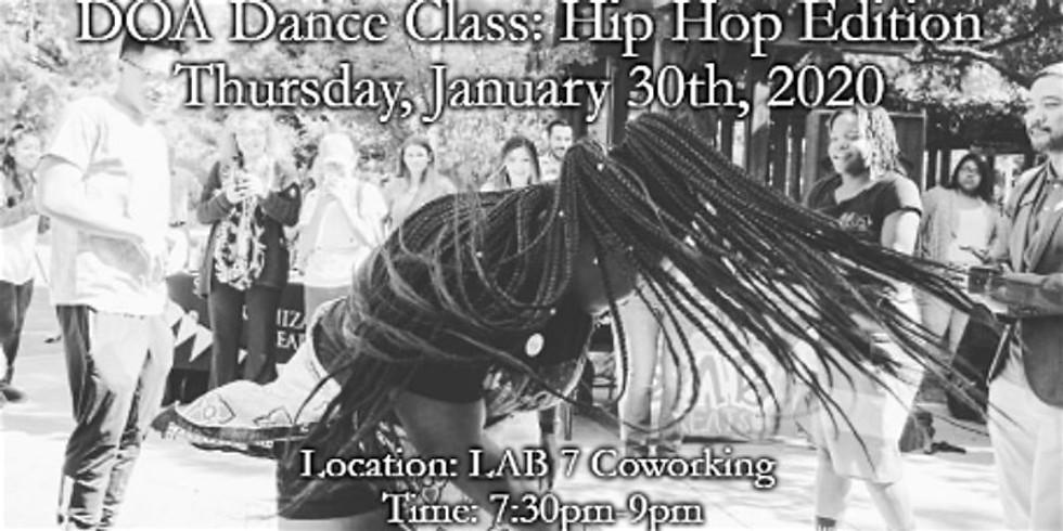DOA Dance Class: Hip Hop Edition