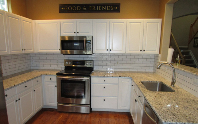 Countertops, Tile and Flooring