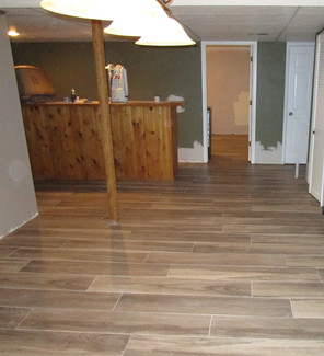Basement Flooring and Stone