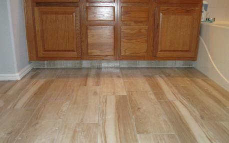 Unique Kitchen Flooring in Colorado
