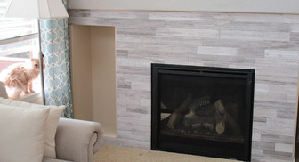 Fireplace Tile and Stone