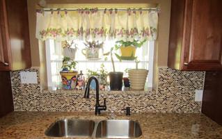 Kitchen Stonework
