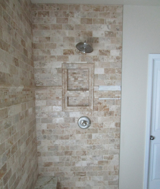 Shower Tile and Stone