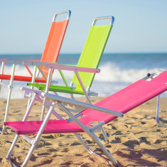 Cadeiras com tecido poliester importado ultra resistente