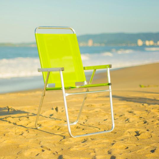 Cadeira Copacabana - segurança e conforto que você precisa.