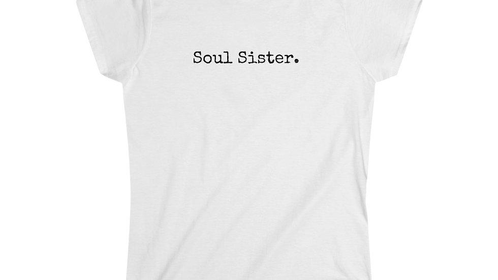 Soul Sister [Women's Tee]