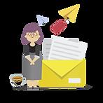 سهولةالتواصل بين ادارة المدرسة و أولياء الأمور عن طريق تنبيهات و رسائلالبرنامج المجانية