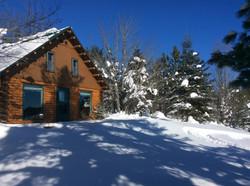 Husky Haven Main Cabin