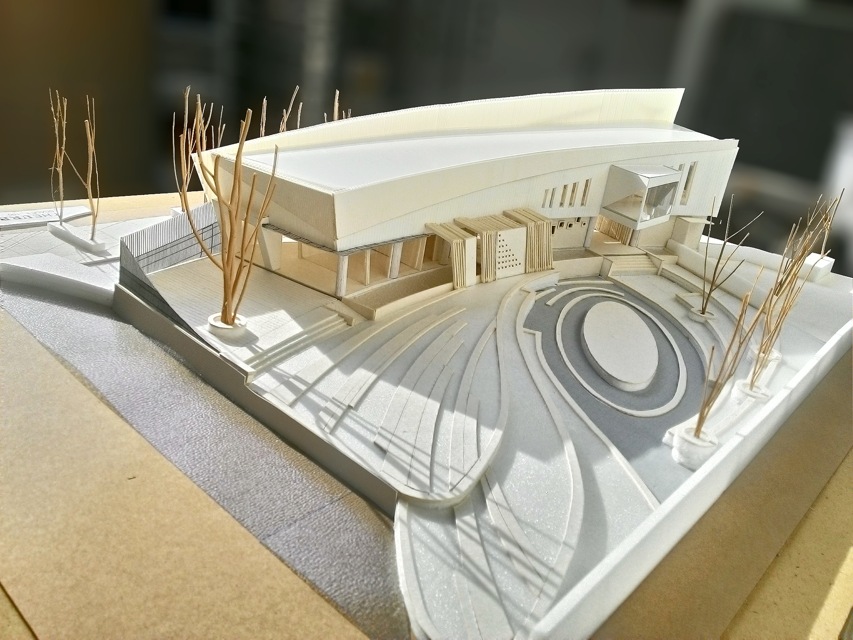 Clubhouse Model