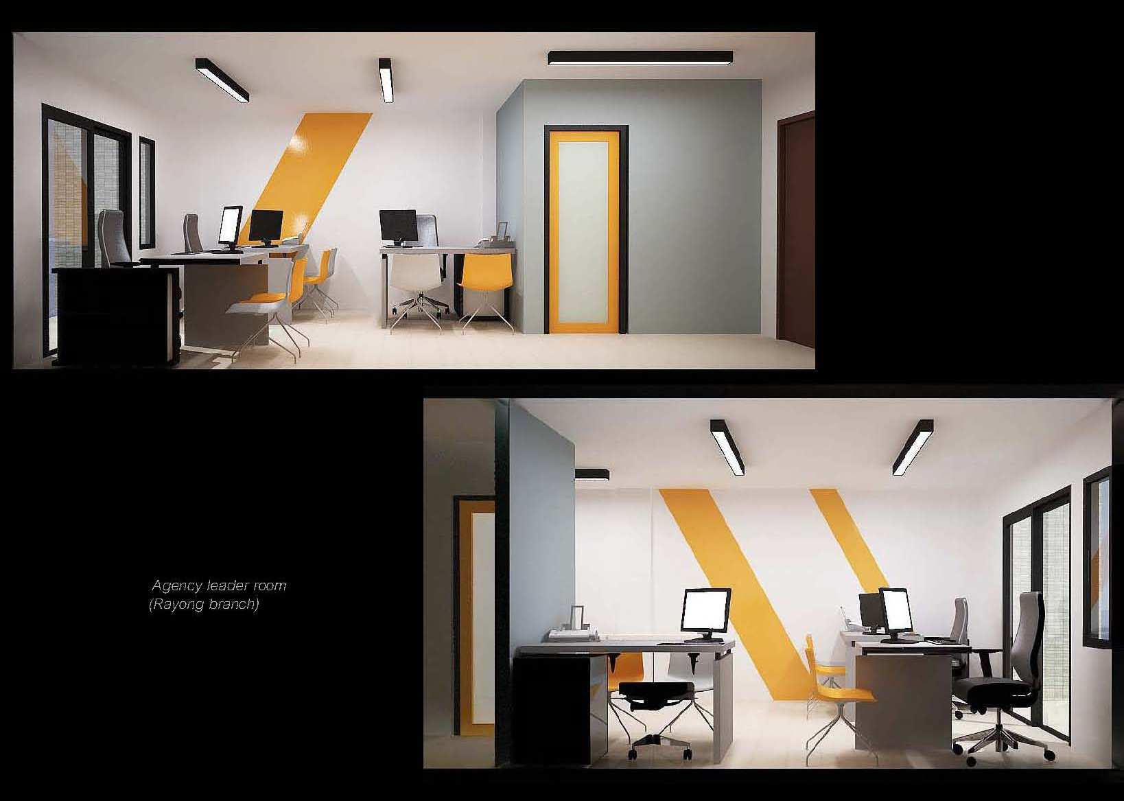 Agency leader room
