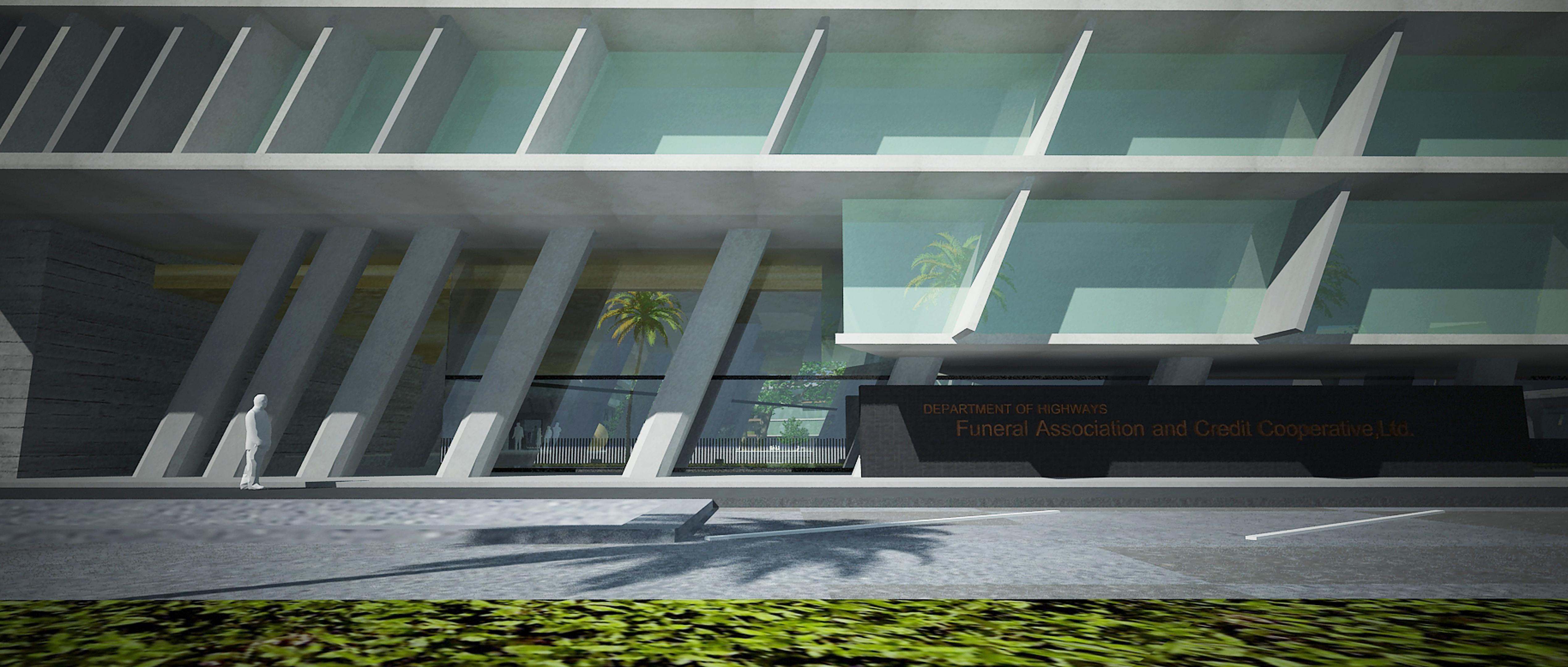 Main building 3