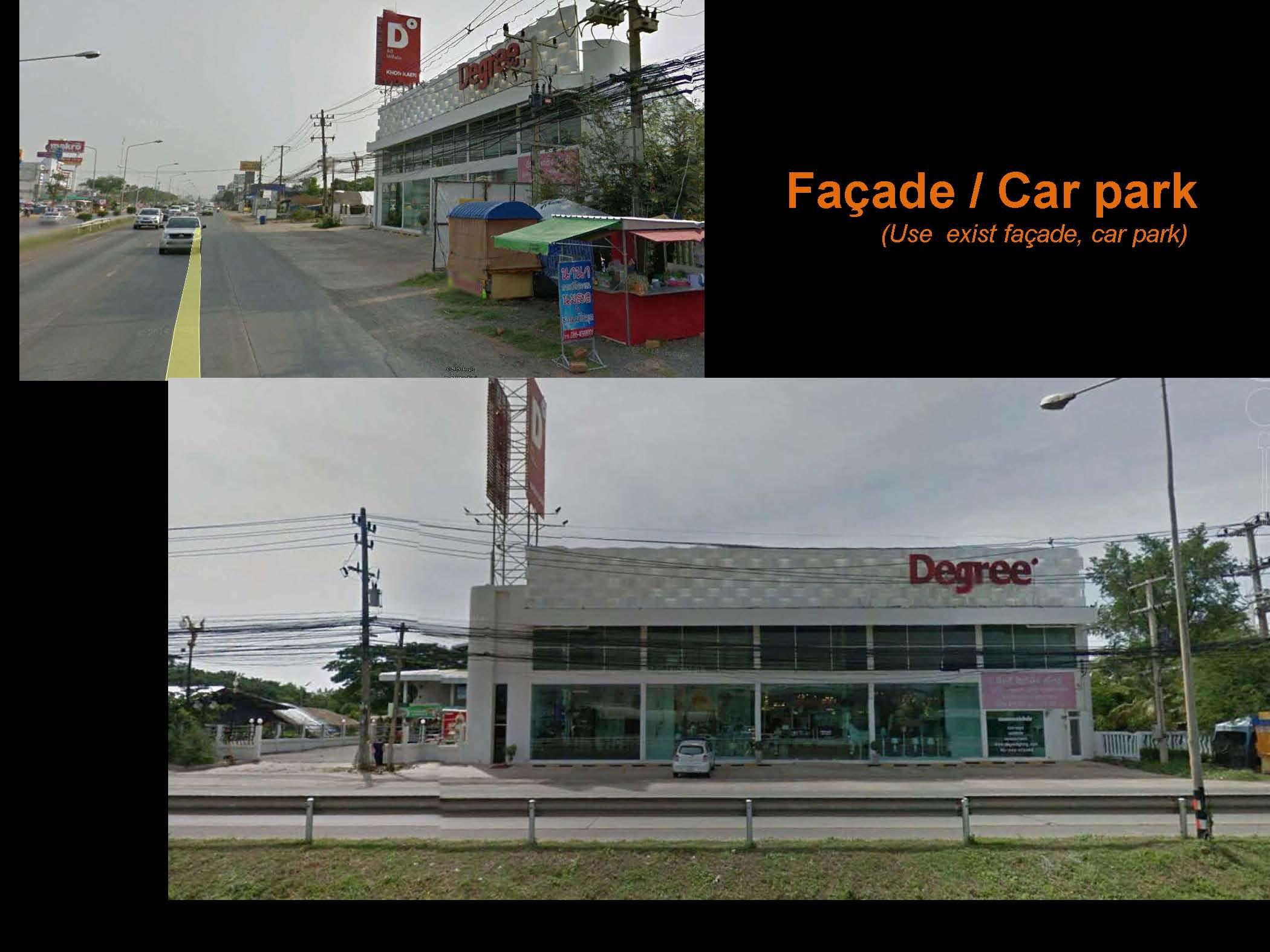 Existing_Facade, car park