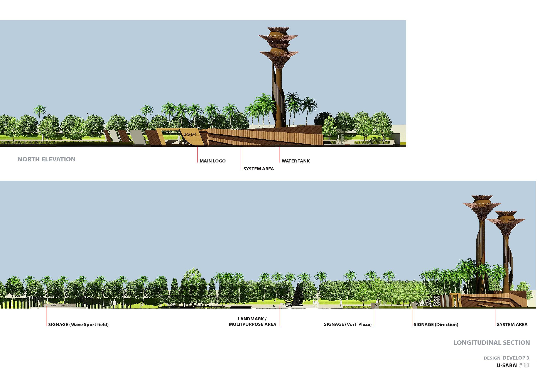 Landscape - Elevation 1