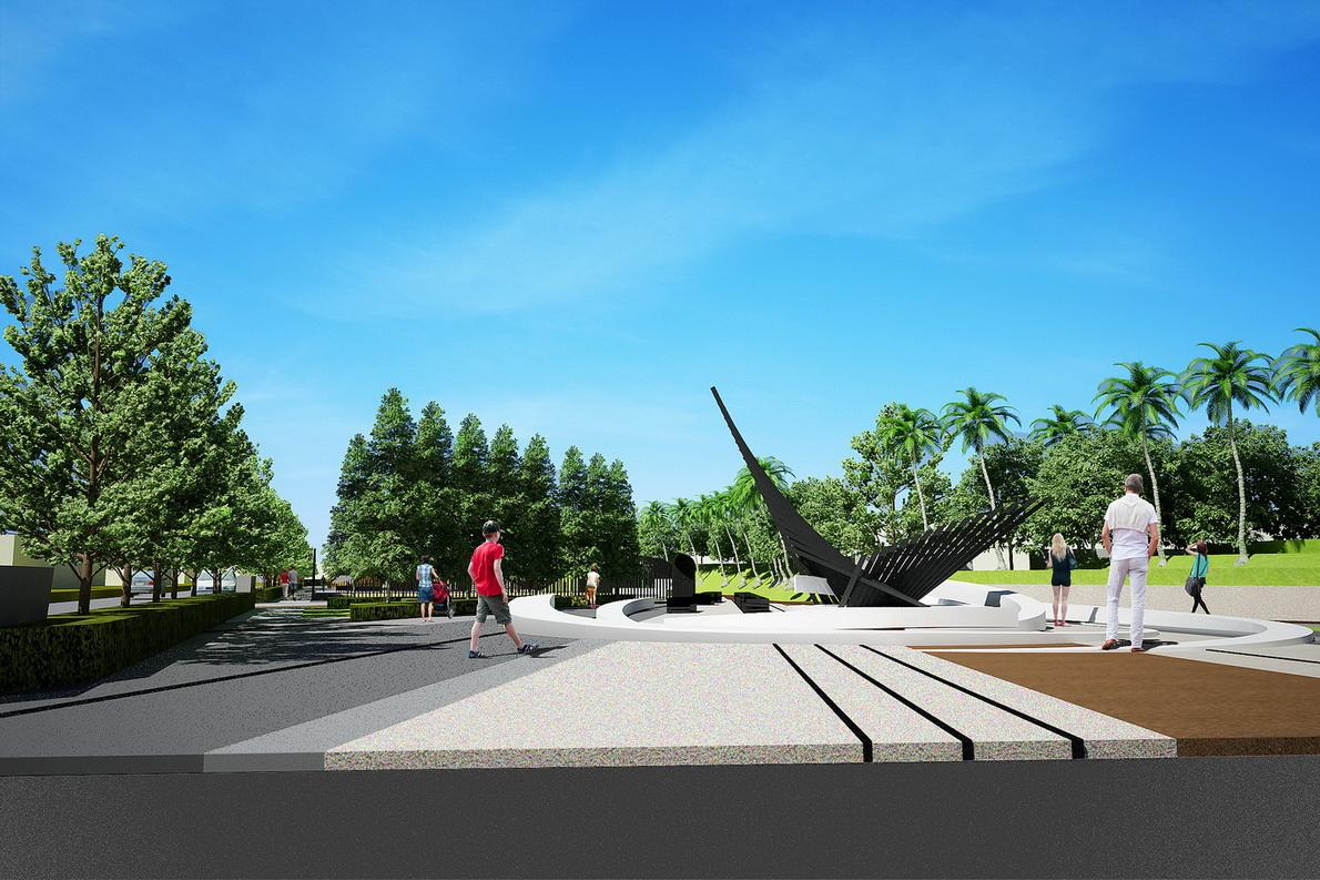 Landscape - Vort plaza