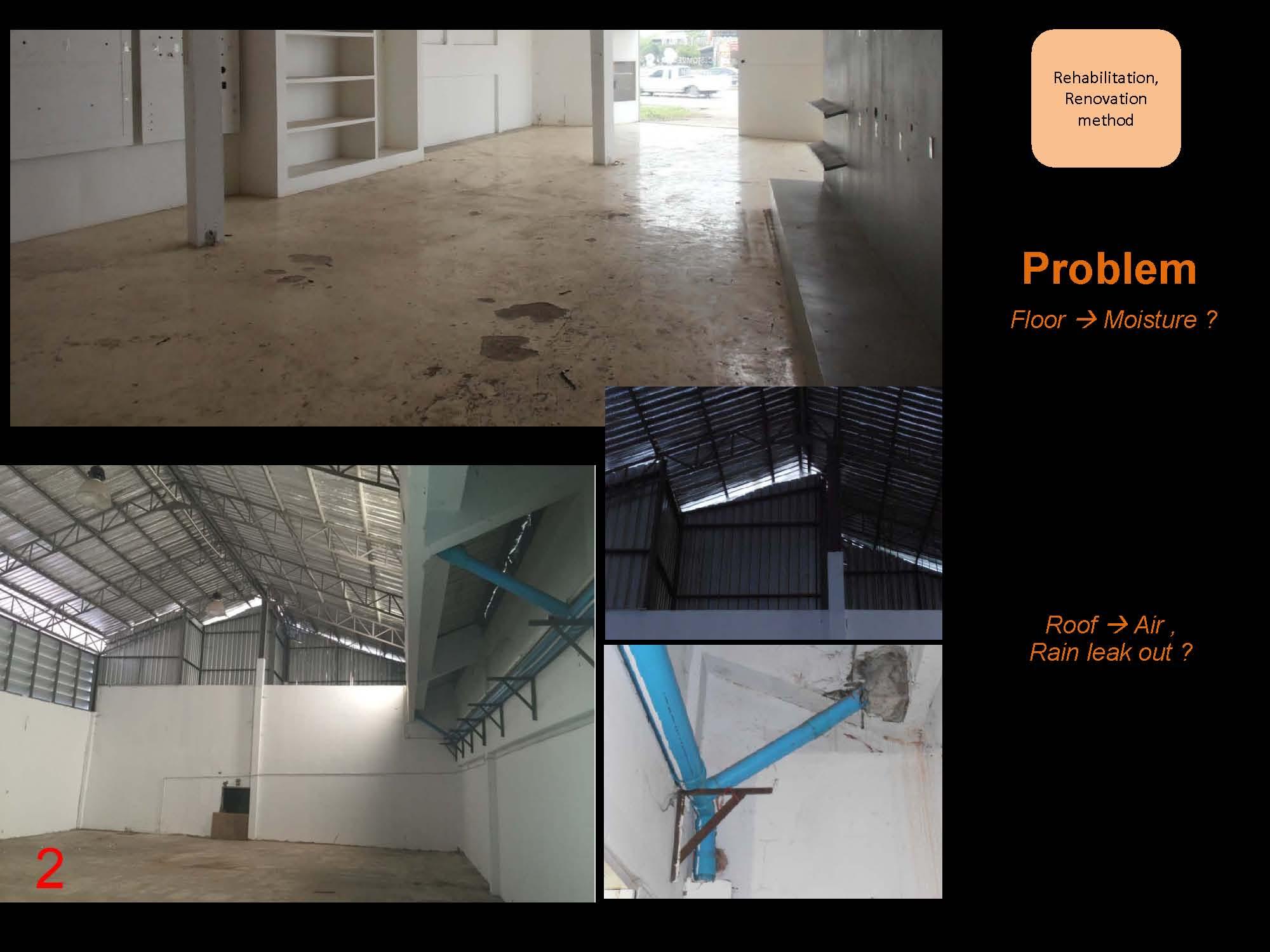 Existing (Auditorium area)