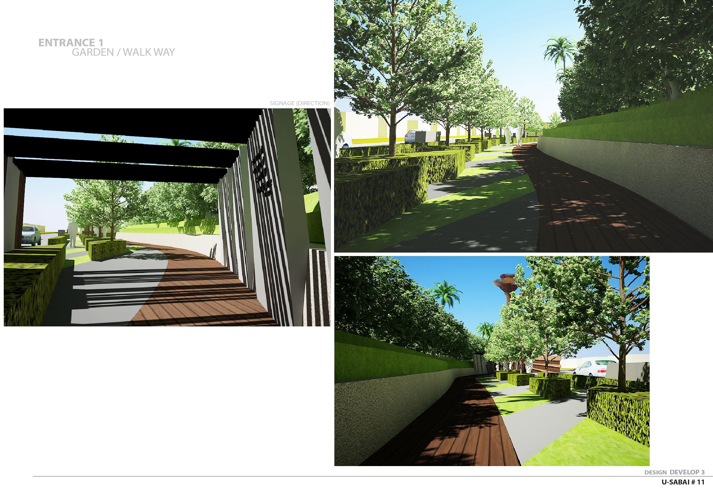 Landscape - Main entrance
