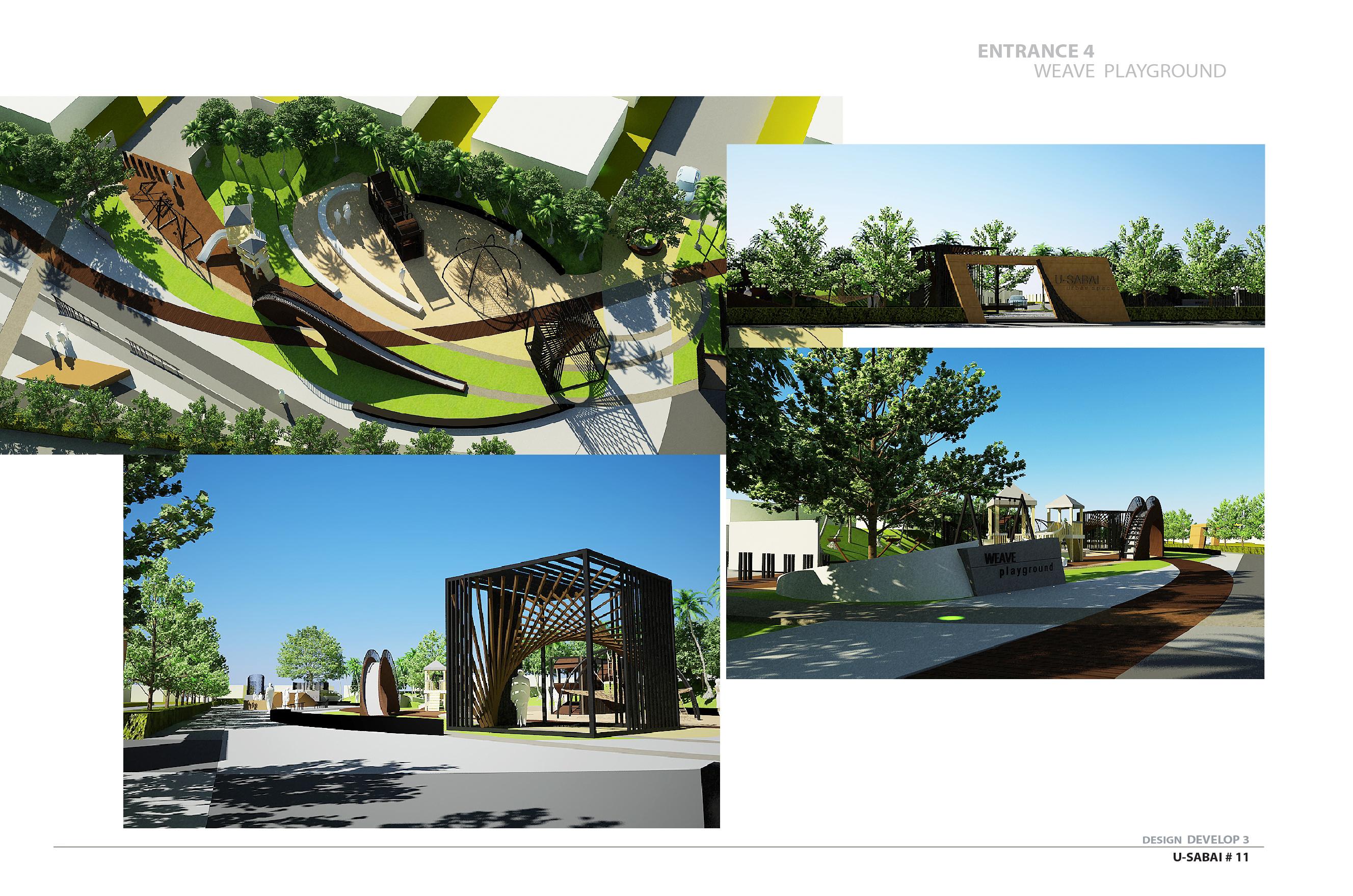 Landscape - Weave Playground
