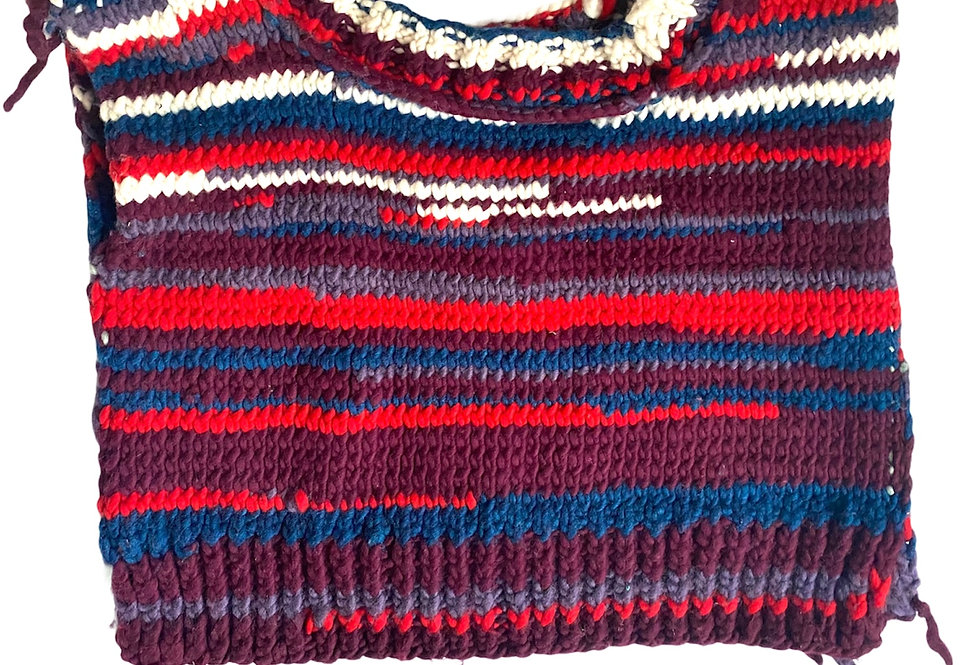 The Betiel wool knitted vest