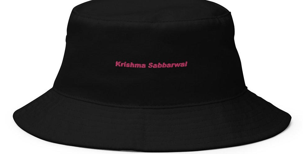 Krishma Sabbarwal Bucket Hat
